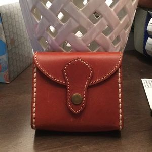 Handbags - Leather pocket